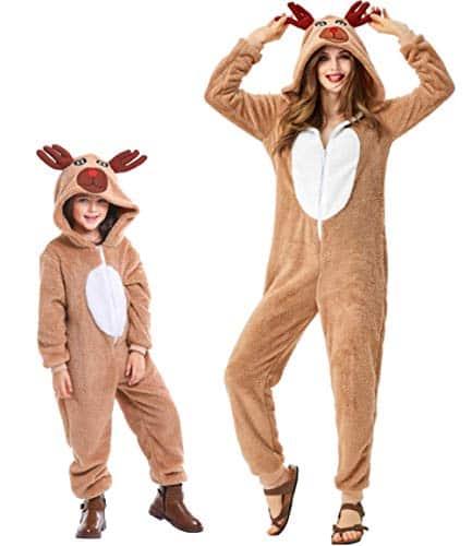 Ottimo costume da renna