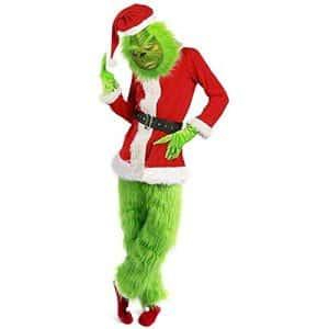 Offerta costume del Grinch