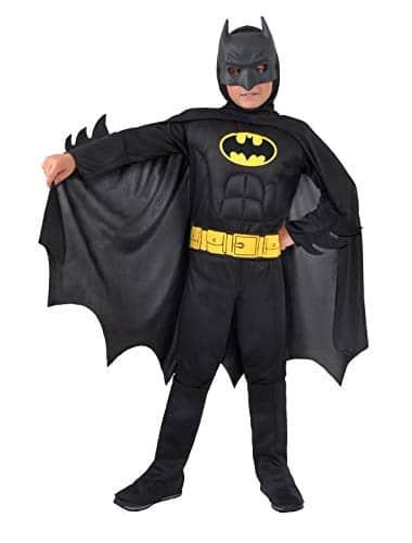 Ottimo costume di Batman (bambino)