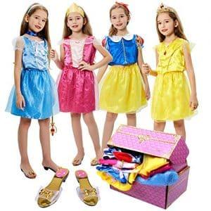 Miglior costume di Belle disney (bambina)