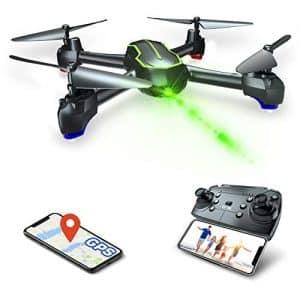 sconto drone gps