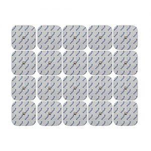 elettrodi Compex a bottone