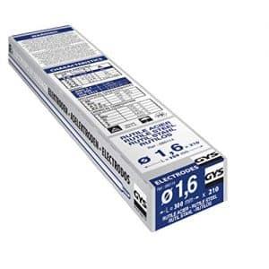 elettrodi inox 1.6