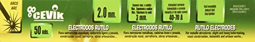 elettrodi saldatura 2 mm