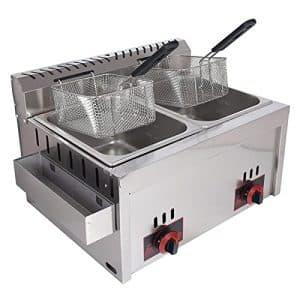 migliore friggitrice a gas