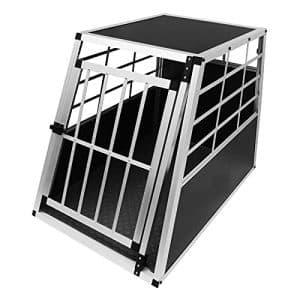 offerta gabbie alluminio per cani