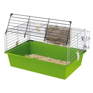 sconto gabbie in metallo per conigli