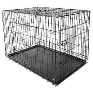 offerta gabbie in metallo per gatti