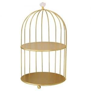offerta gabbie oro uccelli