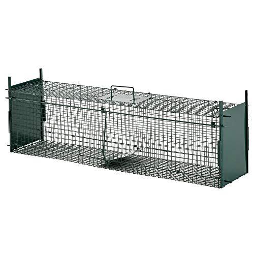 prezzi gabbie trappola per animali grandi