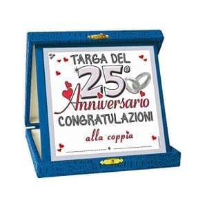 prezzi gadget 25 anniversario