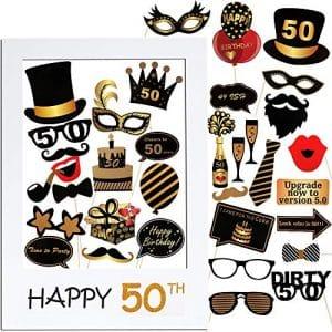 migliori gadget 50 anni compleanno