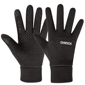 guanti da sci donna