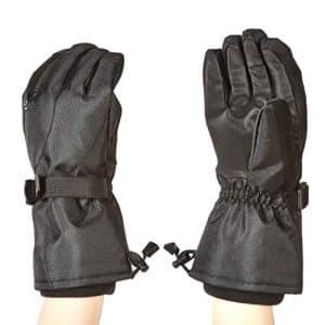guanti da sci uomo