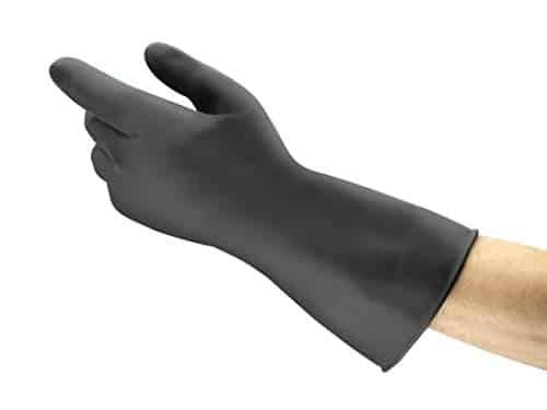 guanti gomma