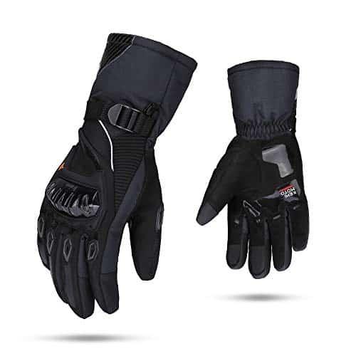 guanti invernali moto