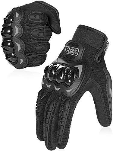guanti moto estivi uomo