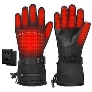 guanti moto riscaldati