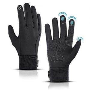 guanti touch screen uomo