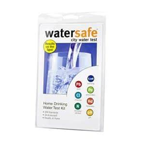 offerta kit analisi acqua potabile