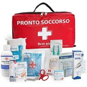 sconto kit di pronto soccorso