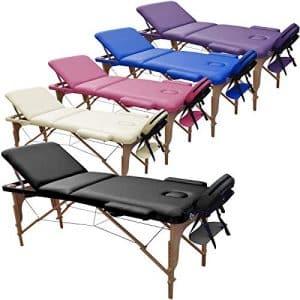 sconto lettino da massaggio portatile