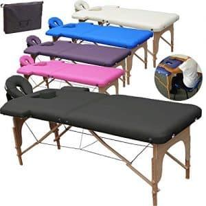 sconto lettino massaggio pieghevole