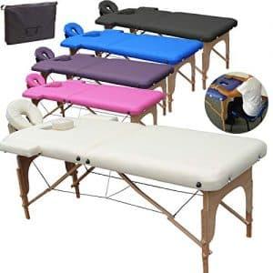 prezzi lettino per massaggi
