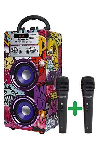 microfoni con cassa in offerta
