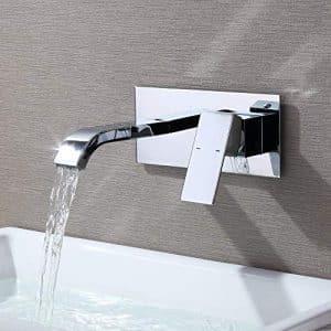 miscelatori lavabo a parete