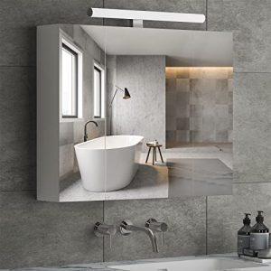 sconto mobile bagno con specchio