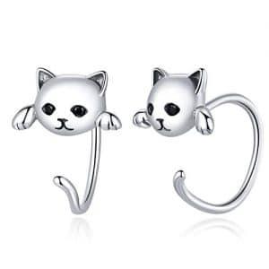 Offerte orecchini con gatti