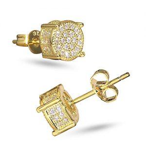 Offerte orecchini da uomo con diamante