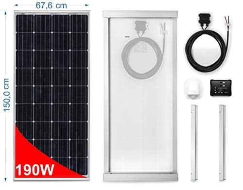 Offerta Pannello solare per camper