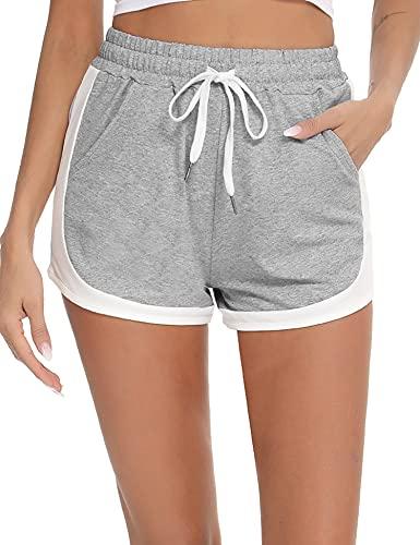 offerta pantaloni corti larghi donna