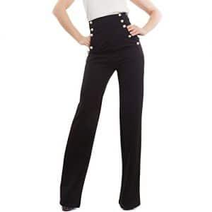 prezzi pantaloni donna vita alta eleganti