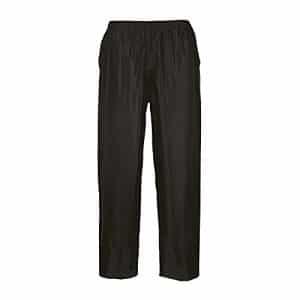sconto pantaloni impermeabili uomo