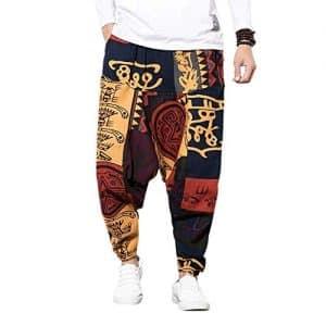 prezzi pantaloni larghi uomo
