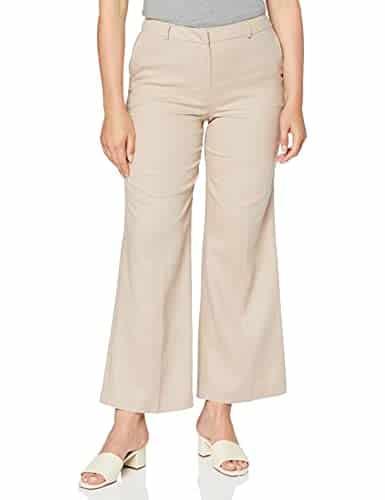 prezzi pantaloni lino larghi
