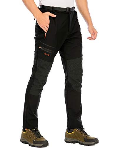 prezzi pantaloni trekking uomo invernali