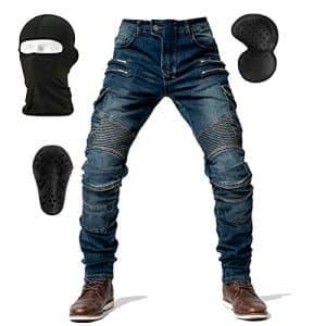 sconto pantaloni uomo moto