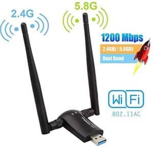 offerte ricevitori wifi usb
