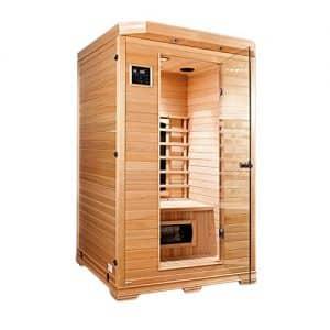 sauna esterno