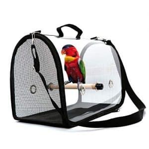 sconto trasportino pappagallo