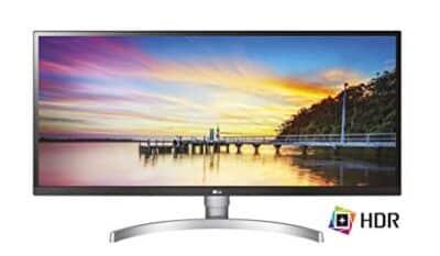 tv LG 34WK650