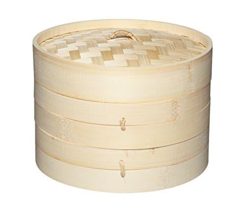Vaporiera in bambu Offerta
