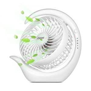 miglior ventilatore a batteria