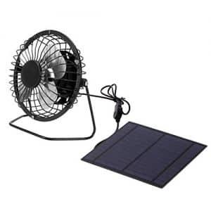 offerta ventilatore a energia solare