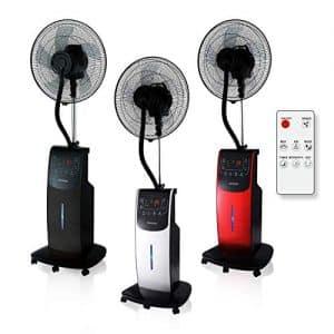 miglior ventilatore con nebulizzatore
