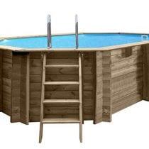 🏊Confronto piscine fuori terra legno: alternative, offerte, la nostra selezione